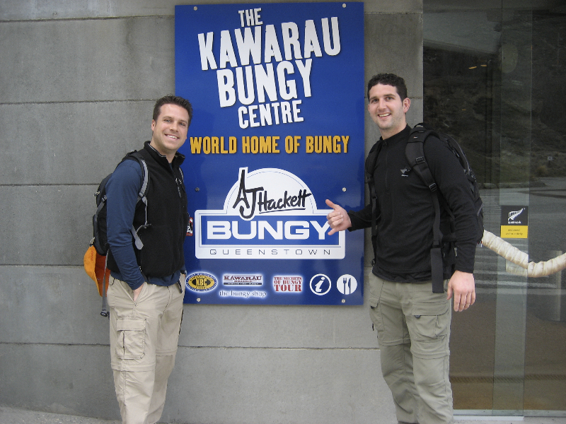 Kawarau Bungy Center- Kawarau Bridge, New Zealand