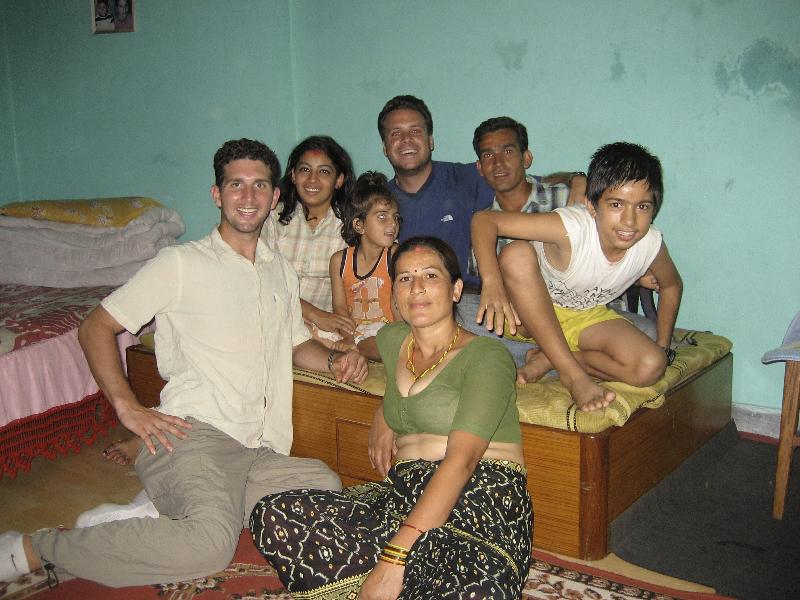 Great friends in Kathmandu, Nepal