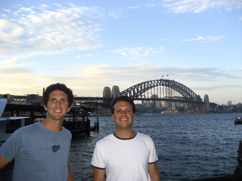 Hanging out in Circular Quay- Sydney, Australia