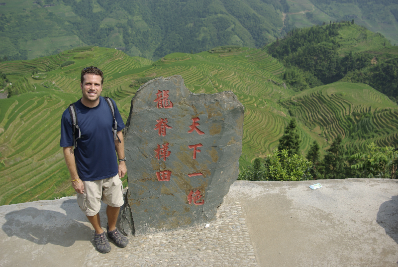 Visiting the incredible Longji Rice Terraces- Yangshuo, China