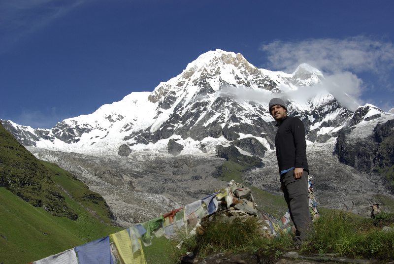 Annaupurna South- Annapurna Base Camp, Nepal