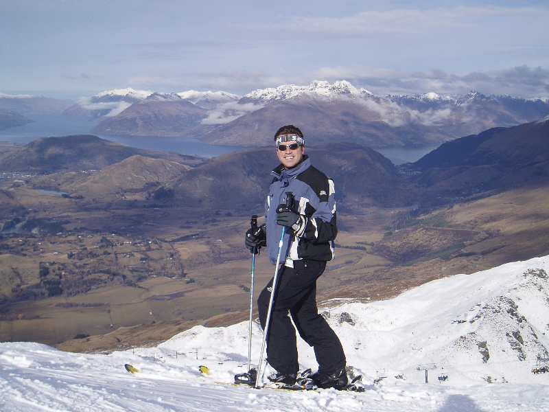 Hitting the Ski Fields on the South Island of New Zealand