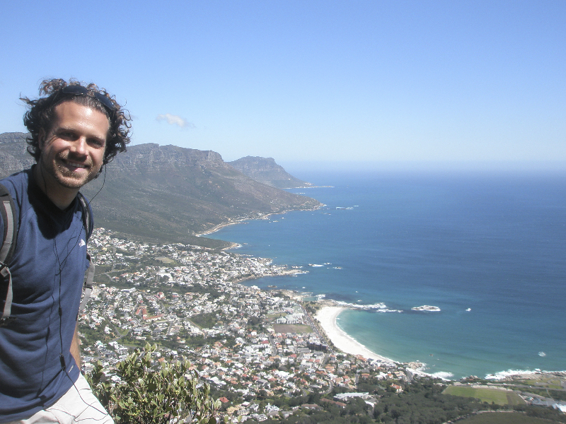 A great view of Camp\'s Bay- Cape Town, South Africa