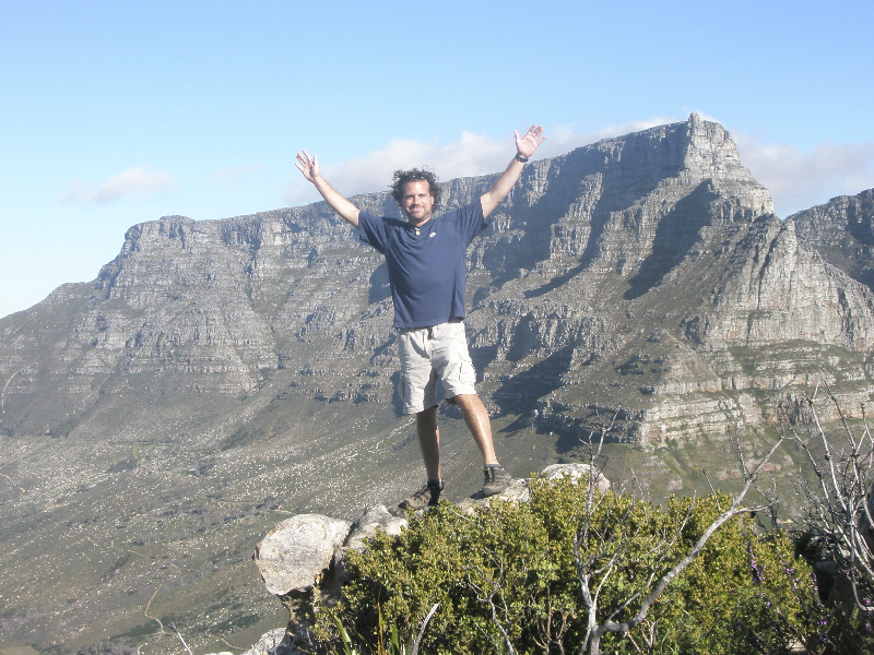 Table Mountain- Cape Town, South Africa