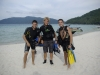 Scuba diving in the Perhentian Islands- Malaysia