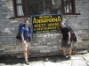 Checking in at Annapurna Base Camp- Nepal