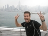 Look mom! I\'m in Hong Kong!