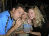 Sipping buckets at a streetside bar- a Khao San Road tradition... You gotta love Bangkok!
