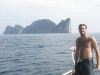 Sailing the islands around Ko Phi Phi, Thailand