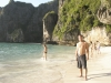Visiting \'The Beach\'- Ko Phi Phi Ley- Thailand