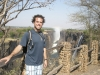 Checking out Victoria Falls- Livingstone, Zambia