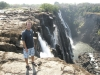 Scouting the incredible Victoria Falls- Livingstone, Zambia