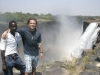 Hanging out at Victoria Falls- Livingstone, Zambia