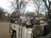On safari in South Luangwa National Park- Zambia