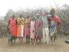 Visiting a Maasai village- Maasai Mara, Kenya