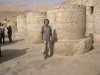 Exploring ancient temples in Luxor, Egypt
