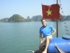 Cruising through Halong Bay- Vietnam