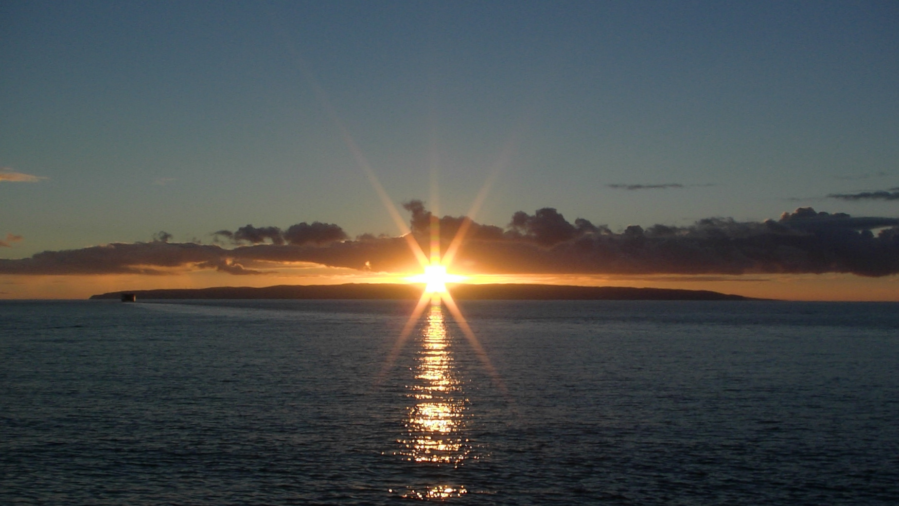 Sunrise over Kangaroo Island, South Australia